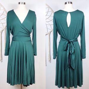 Betaband Firi Reversible Wrap Dress